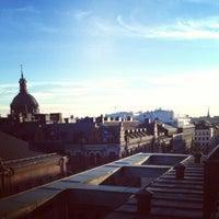 Photo taken at Mornington Hotel Stockholm City by amy on 11/13/2012