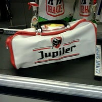 Photo taken at Delhaize by Christopher R. on 1/3/2013