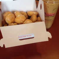 Photo taken at Dunkin Donuts by Julie M. on 4/19/2014