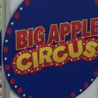 Photo taken at Big Apple Circus by Antonio D. on 5/25/2013