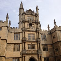 Photo taken at Bodleian Library by HYERAN O. on 4/17/2013