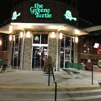 Photo taken at The Greene Turtle by GoLacey Go on 3/16/2013