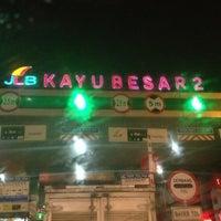 Photo taken at Jalan Tol Lingkar Luar Jakarta Seksi W1 (JORR W1) by Ifeh U. on 3/15/2013