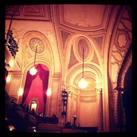 Photo taken at Palace Theatre by Owen M. on 4/10/2013