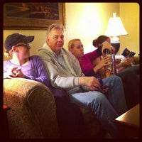 Photo taken at ClubHouse Inn & Suites Westmont by Owen M. on 12/28/2012