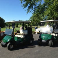 Photo taken at Town and Country Golf Course by Dan T. on 8/3/2013