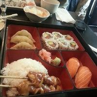 Photo taken at Forum Sushi by Elise N. on 5/15/2013
