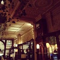 Photo taken at Browns Bar & Brasserie by Olya G. on 3/9/2013
