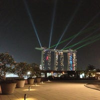 Photo taken at Esplanade - Theatres On The Bay by Jake T. on 6/16/2013