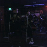 Photo taken at Tropics Lounge by Megan H. on 9/22/2013