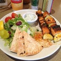Photo taken at Zoës Kitchen by Jimmy D. on 7/17/2013