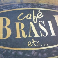 Photo taken at Café Brasil by Pedro G. on 1/3/2013