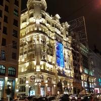 Photo taken at Hotel Atlántico by Elena V. on 1/14/2016
