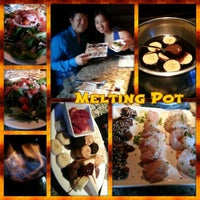Photo taken at The Melting Pot by Stanley C. on 6/24/2013