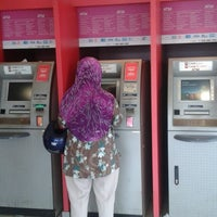 Photo taken at CIMB Bank by Najib L. on 10/15/2014