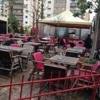 Photo taken at Sa7se7 Café by ElSayegh on 2/20/2013