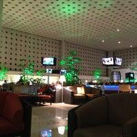 Photo taken at Salón Premier Aeromexico by Saul S. on 6/11/2013