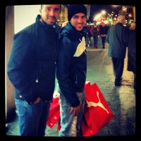 Photo taken at The Puma Store Barcelona by @ximo_sn !. on 3/15/2013