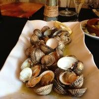 Photo taken at Restaurante El Tejar by Juan Carlos C. on 12/30/2012