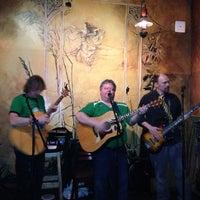 Photo taken at Fadó Irish Pub & Restaurant by GleeB on 3/18/2013