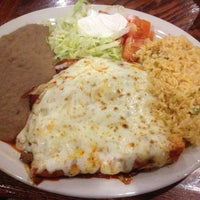 Photo taken at Taqueria Mi Pueblo by Chuck F. on 1/16/2013