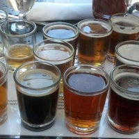 Photo taken at Great Waters Brewing Company by Brent W. on 10/9/2013