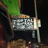Photo taken at The Royal Cuckoo by Mike O. on 1/5/2013