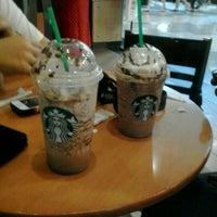 Photo taken at Starbucks by Matheus M. on 12/29/2012