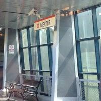 Photo taken at Merter Metro İstasyonu by Fevzi B. on 7/9/2013