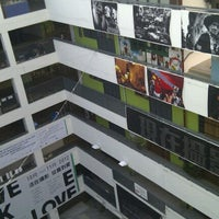 Photo taken at Jockey Club Creative Arts Centre by Shirley N. on 10/23/2012