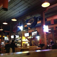 Photo taken at Hooters of Gaslamp by Camila Á. on 12/28/2012