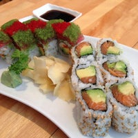 Photo taken at Endo Sushi by Gayle M. on 3/4/2015