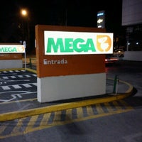 Photo taken at MEGA Comercial Mexicana by Alejandro B. on 1/27/2013
