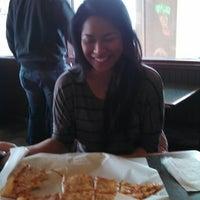 Photo taken at Bacci Pizzeria by Karen P. on 3/5/2013