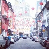 Photo taken at Chinatown by sandwiz on 2/28/2013
