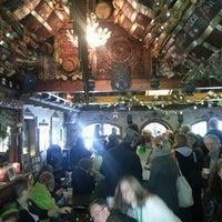 Photo taken at Paddy's Pub by Kristen Z. on 3/17/2013