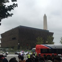 Photo taken at National Museum of African American History and Culture by Inga B. on 9/24/2016