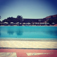 Photo taken at Sonesta Pharaoh Beach Resort by Алина А. on 2/19/2013