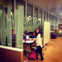 Photo taken at IUPUI:  University Library (UL) by Alex C. on 2/20/2013