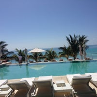 Photo taken at Blue Diamond Riviera Maya by Cara A. on 4/7/2013