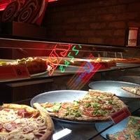 Photo taken at Vezpa Pizzas by Ana Paula S. on 1/26/2013