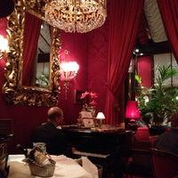 Photo taken at Restaurant Rote Bar by Bükre P. on 7/30/2014