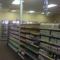 Photo taken at Super Vitamin Outlet by Matty L. on 11/29/2011