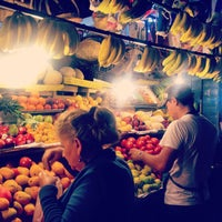 Photo taken at Mercado de Santa Tere by Aramis H. on 6/10/2012