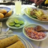 Photo taken at Restaurante - Bar Montejo by LizZy S. on 3/16/2013