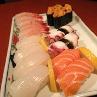 Photo taken at East Japanese Restaurant (Japas 27) by tomomi C. on 3/3/2013