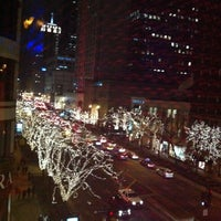Photo taken at The Magnificent Mile by Andrea W. on 12/20/2012