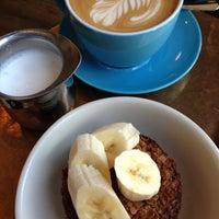 Photo taken at Bluebird Coffee Shop by Job P. on 3/2/2013