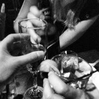 Photo taken at Gazuza Lounge by Serena M. on 2/10/2013