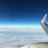Photo taken at Frankfurt-Hahn Airport (HHN) by Nezih S. on 12/2/2012